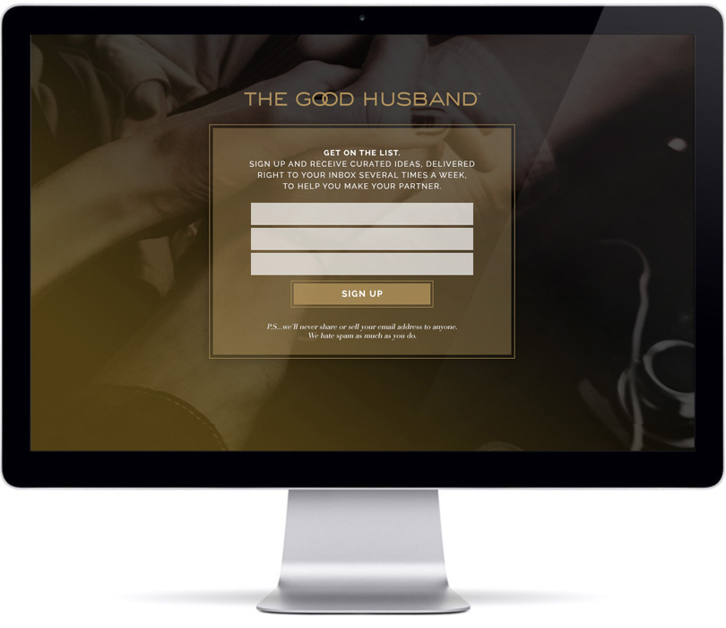 The Good Husband